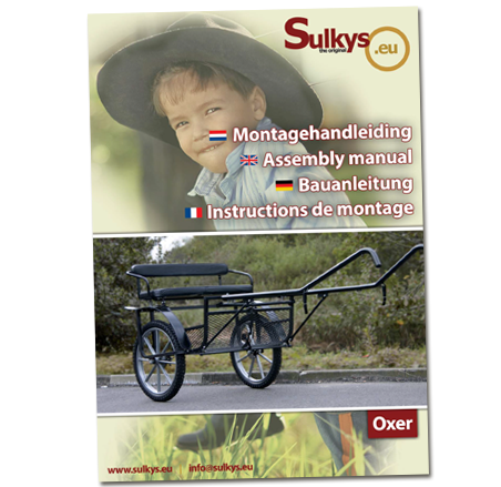 manual sulkys oxer