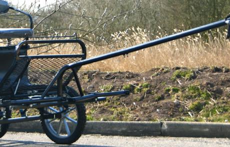 dubbelspanboom 4 wheel
