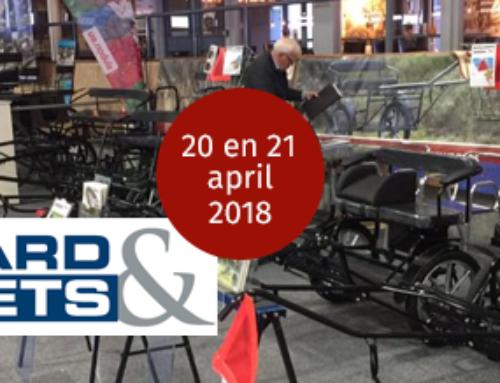 Sulkys.eu aanwezig op Paard&Koets, 20 en 21 april