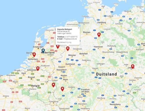 Sulky's nu ook verkrijgbaar bij Esposita Reitsport in Wettringen